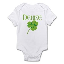 Denise shamrock Infant Bodysuit