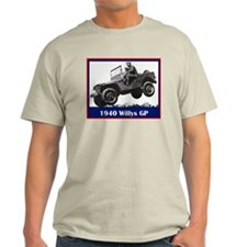 """1940 Willys GP"" T-Shirt"