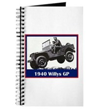 """1940 Willys GP"" Journal"