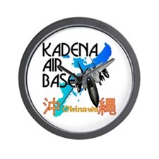 Kadena AB New Design Wall Clock