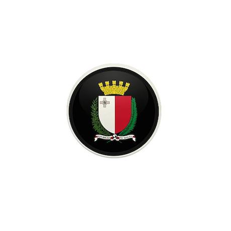 Coat of Arms of Malta Mini Button