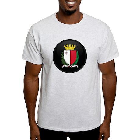 Coat of Arms of Malta Light T-Shirt