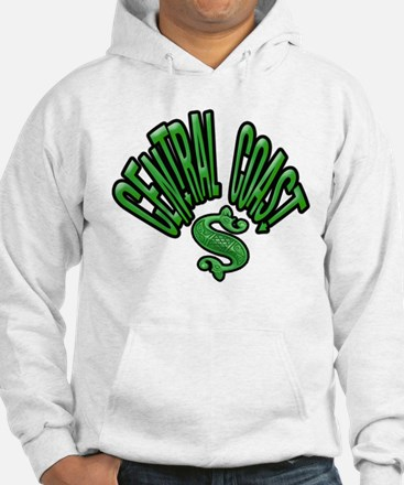 Central Coast -- T-Shirt Hoodie