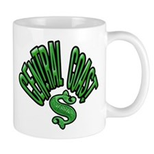 Central Coast -- T-Shirt Mug