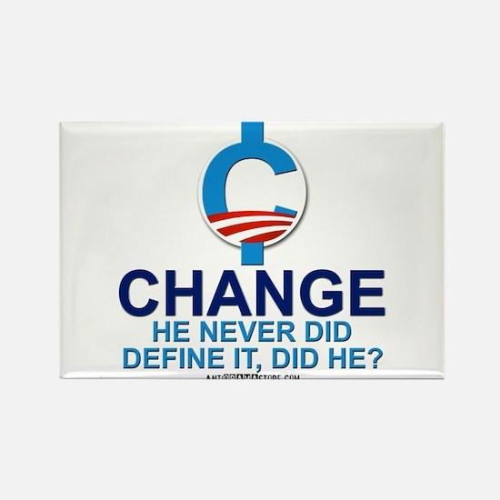 """Define """"Change"""" Rectangle Magnet"""
