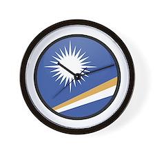 MARSHALL ISLANDS Wall Clock