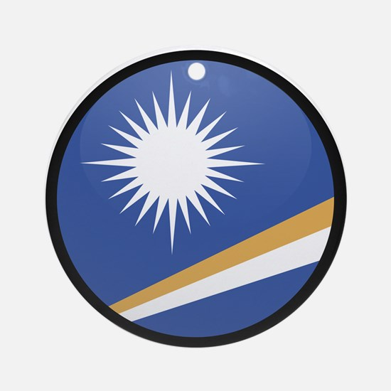 MARSHALL ISLANDS Ornament (Round)