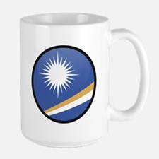 MARSHALL ISLANDS Large Mug