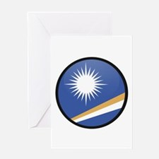 MARSHALL ISLANDS Greeting Card
