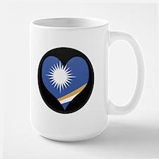 I love MARSHALL ISLANDS Flag Mug