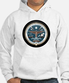 Marshallese Coat of Arms Seal Hoodie