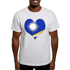 I Love MARSHALL ISLANDS T-Shirt