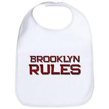 brooklyn rules Bib