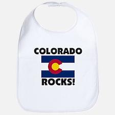 Colorado Rocks Bib