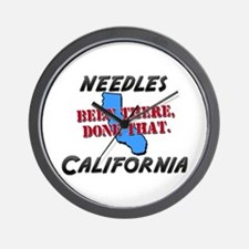 needles california - been there, done that Wall Cl