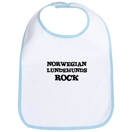 NORWEGIAN LUNDEHUNDS ROCK Bib