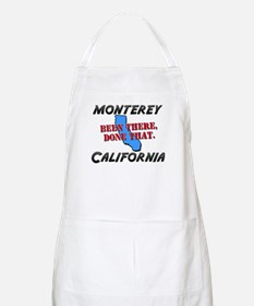 monterey california - been there, done that BBQ Ap