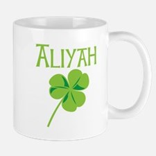 Aliyah shamrock Mug