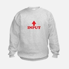 Input/Output Sweatshirt