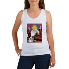 Unique Buddhism Women's Tank Top