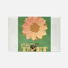 Funny Flag tibet Rectangle Magnet