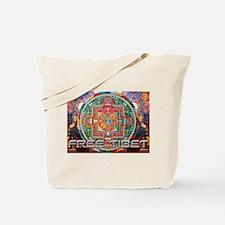 Cute Free tibet Tote Bag