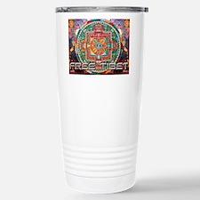 Cute Tibet Travel Mug