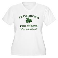 West Palm Beach pub crawl T-Shirt