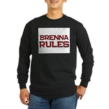 brenna rules T