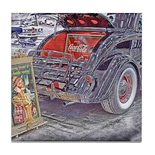 Coca Cola Tile Coaster