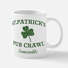 Somerville pub crawl Mug