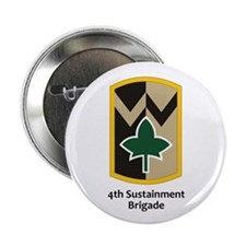 "4th Sustainment Brigade 2.25"" Button (10 pack"