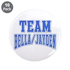 """Team Bella Jayden 3.5"""" Button (10 pack)"""