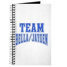 Team Bella Jayden Journal