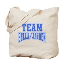 Team Bella Jayden Tote Bag