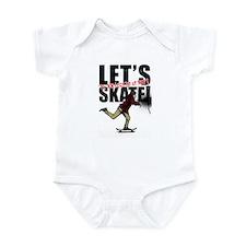 Rollerblades Infant Bodysuit