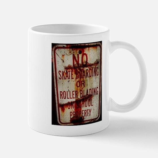 Funny Sk8 Mug