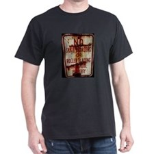 Funny Rollerblades T-Shirt