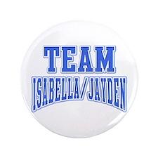 """Team Isabella Jayden 3.5"""" Button (100 pack)"""