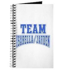 Team Isabella Jayden Journal
