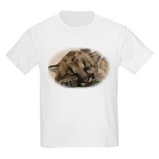 Baby Lion Kids T-Shirt