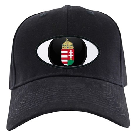 Coat of Arms of Hungary Black Cap