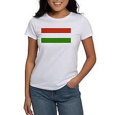 Hungary Flag Tee