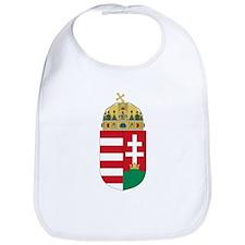 Hungary Coat of Arms Bib