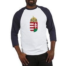Hungary Coat of Arms Baseball Jersey