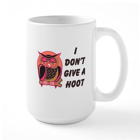 FUNNY OWL Large Mug