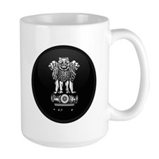 Coat of Arms of India Mug