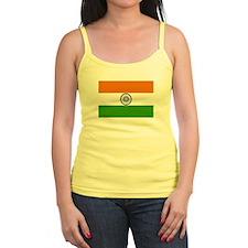 India Flag Jr.Spaghetti Strap
