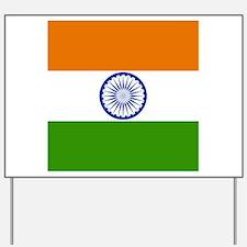 Indian Yard Sign