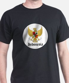 Indonesian Coat of Arms Seal T-Shirt